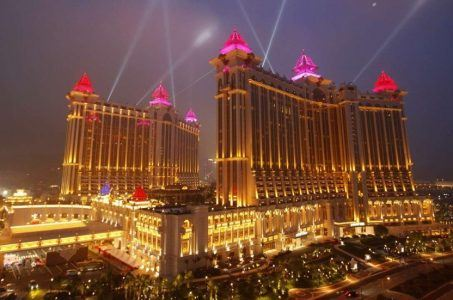 Macau 2022 revenue Morgan Stanley