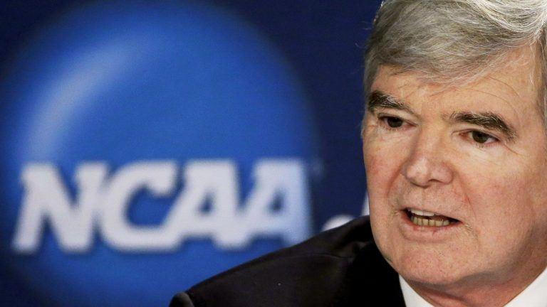 Mark Emmert NCAA sports betting