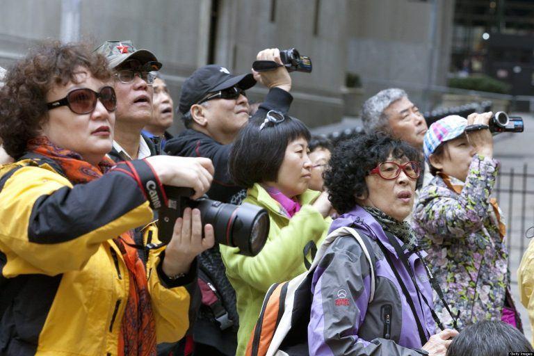 travel ban China South Korea