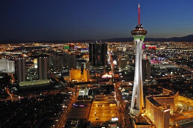 Stratosphere Las Vegas Strip