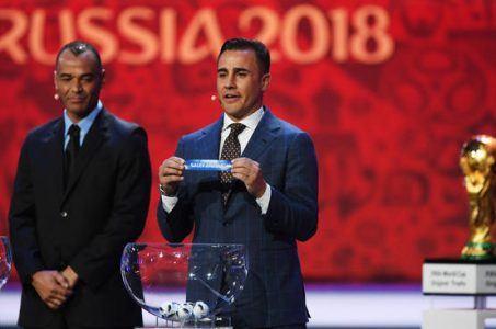 IFA World Cup draw