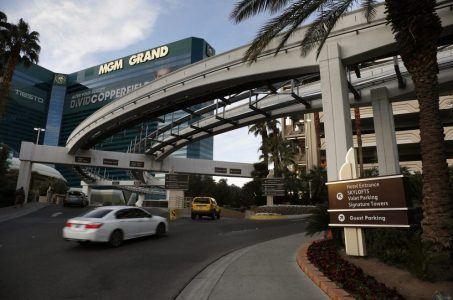 MGM Resorts parking rates increase