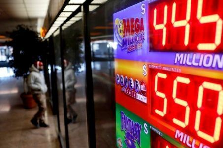 Powerball Mega Millions lottery