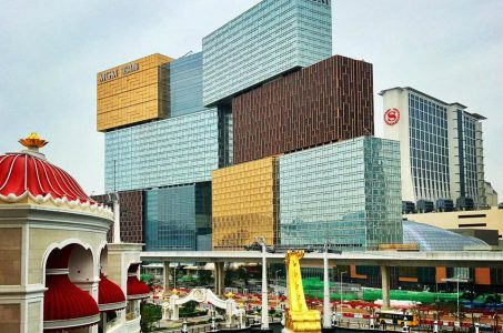 MGM Cotai Macau casino resort