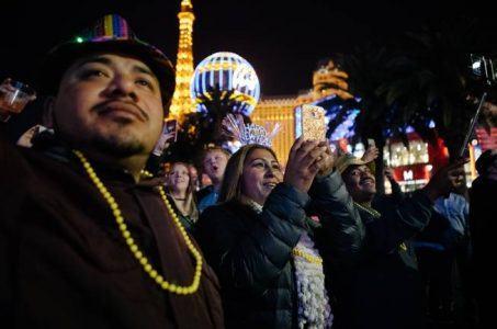 Las Vegas tourism gaming win