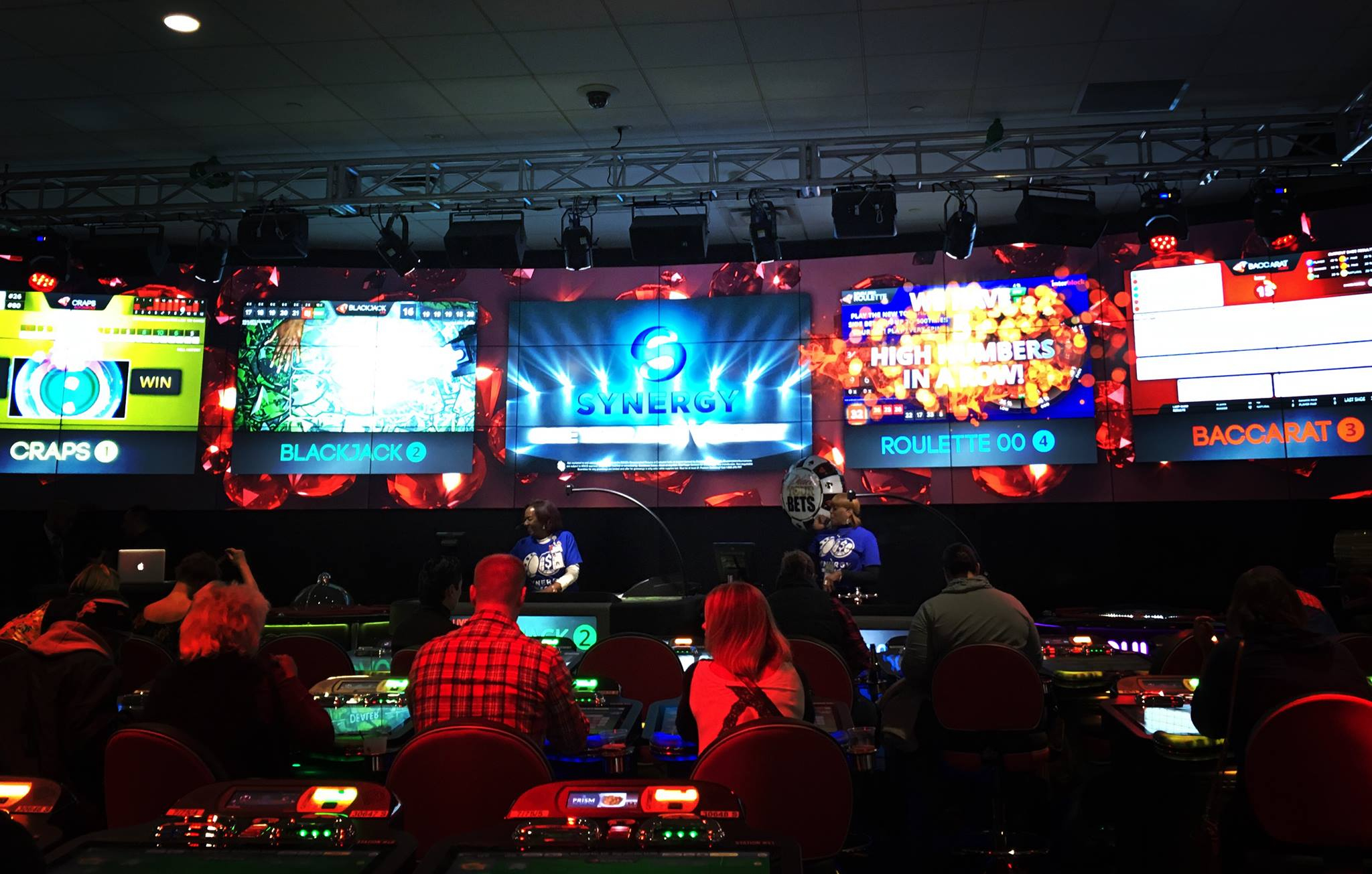 Jack Cleveland electronic gaming arena