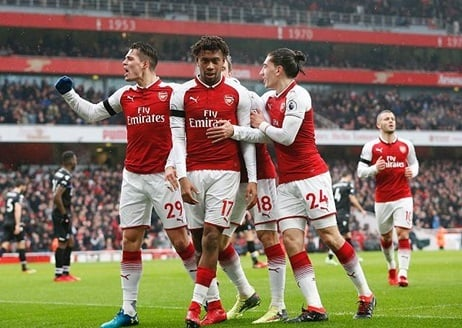 Arsenal Becomes First Major Sports Team To Promote Cryptocurrency