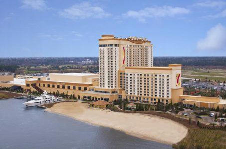 Louisiana riverboat casino laws