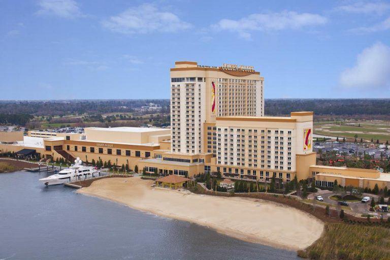 Louisiana riverboat casino laws