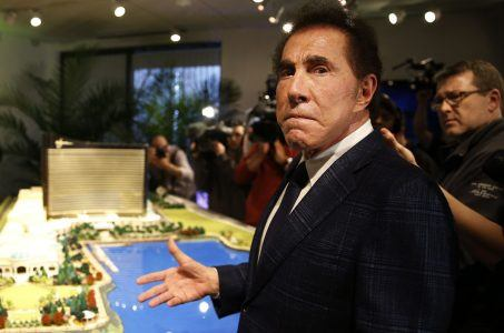 Steve Wynn sexual misconduct scandal