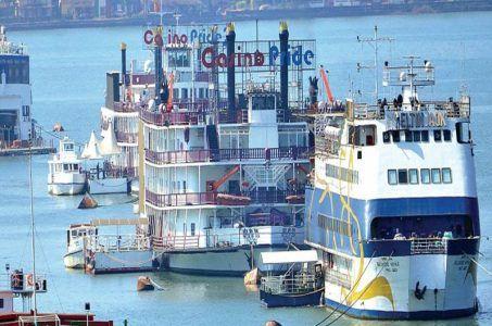 Goa casinos riverboat revenue
