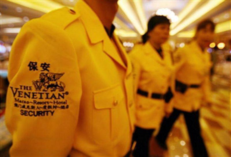 Macau casinos terrorism threat