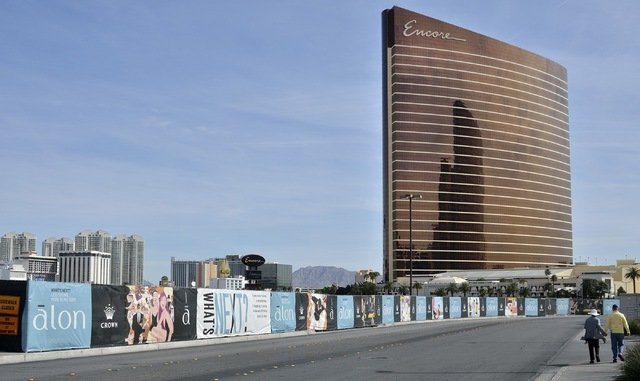 Crown finalizes sale of Alon project to Wynn