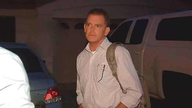 Douglas Haig revealed as second person of interest in Vegas shooting