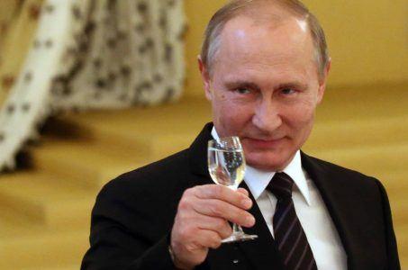 Russia casino tax Valdimir Putin