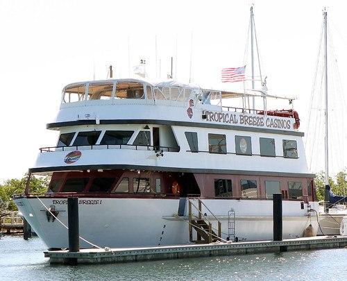 Gambling boat in south florida