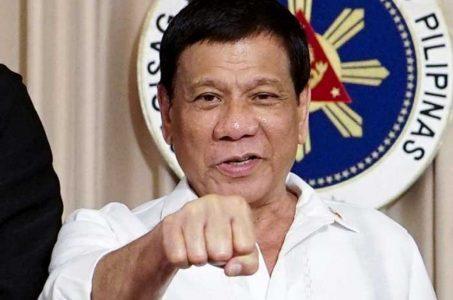 Rodrigo Duterte PAGCOR Philippines