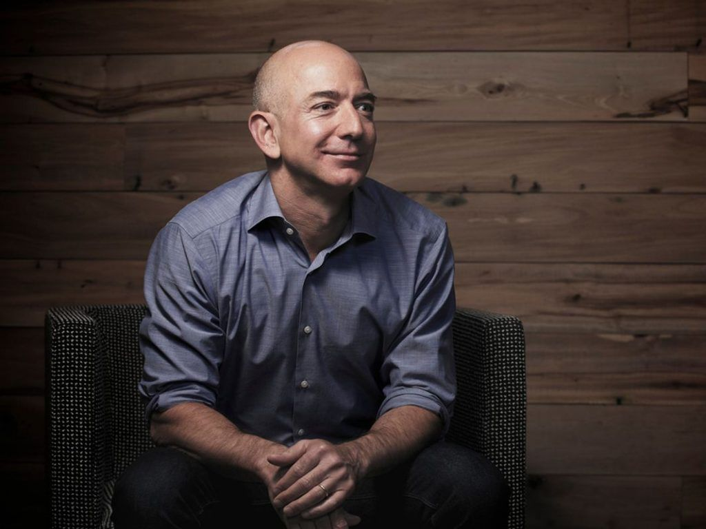 Amazon founder Jeff Bezos is a popular man these days as cities try to woo him and his new company headquarters. (Image: The Verge) Jeff Bezos