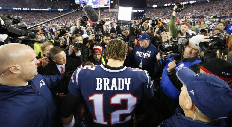 2018 Super Bowl odds Tom Brady