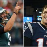 Eagles Fly Into Super Bowl as Biggest Underdog Since 2009, Patriots Favored by Nearly a Touchdown