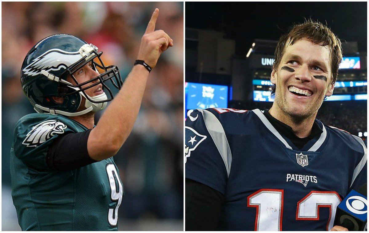 Eagles Patriots odds Super Bowl LII