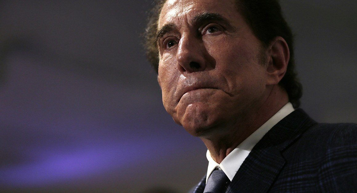 Wynn Resorts sexual misconduct scandal