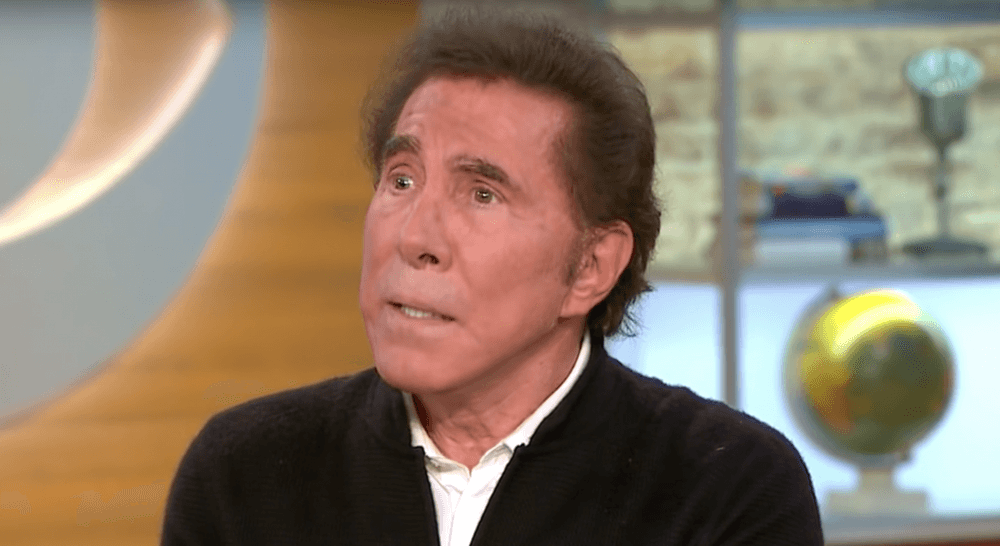 Wynn Boston Steve Wynn scandal
