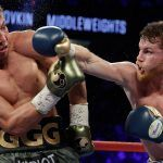 GGG vs Alvarez boxing odds