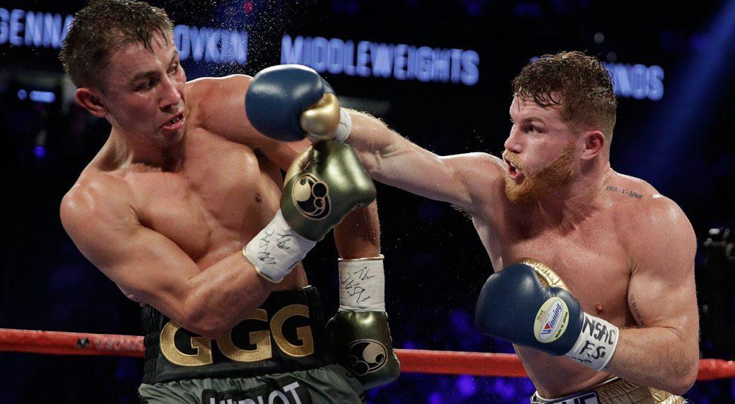 GGG vs Alvarez boxing odds