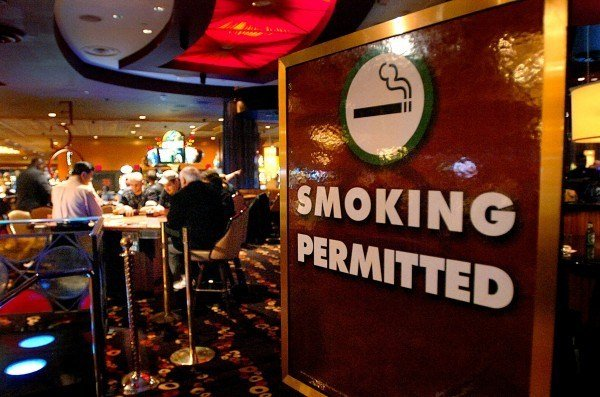 Illinois smoking ban no affect on casino industry revenues