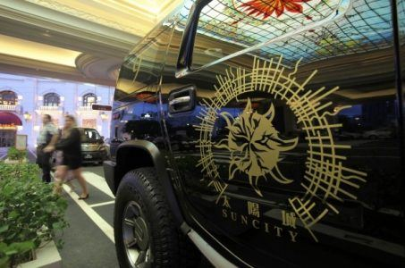 Macau junket industry shrinks again