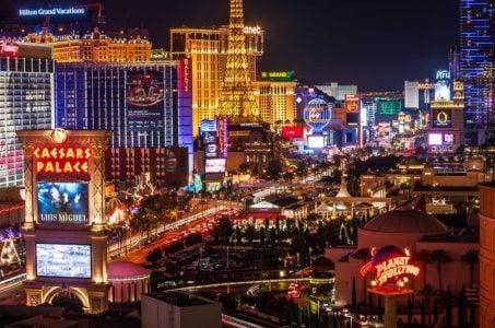 Las Vegas Strip casino net income