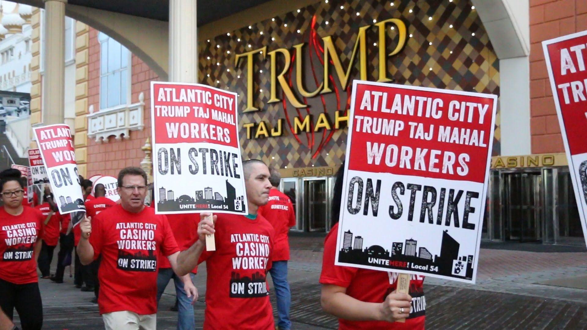 Atlantic City casinos Hard Rock
