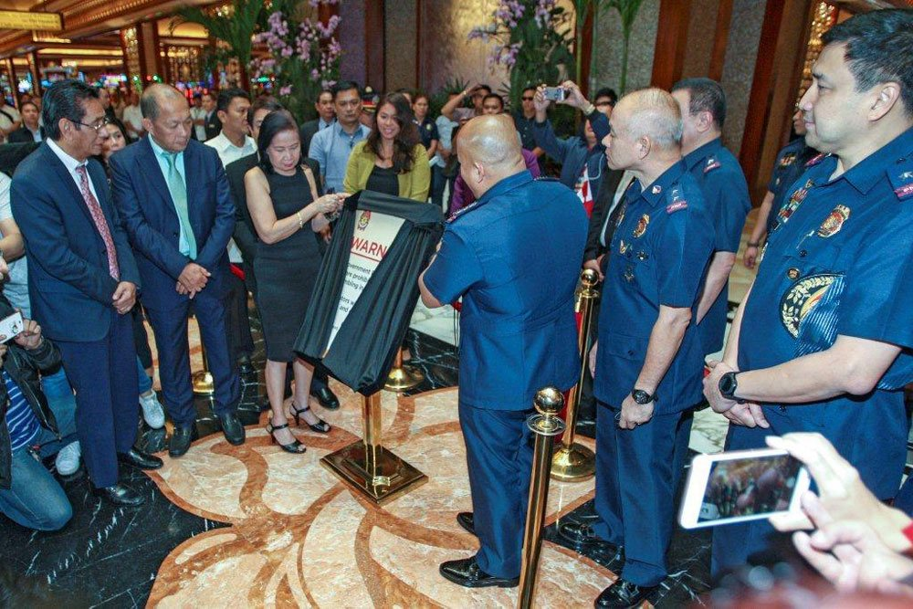 PAGCOR Philippines casinos gambling