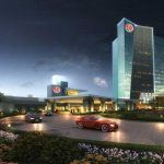 Artist's rendering of Resorts World Catskills