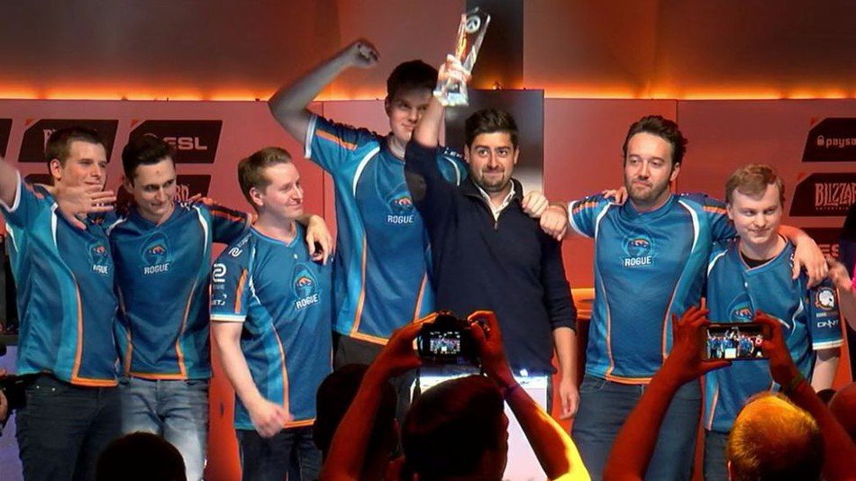 Rogue esports team goes from strength to strength