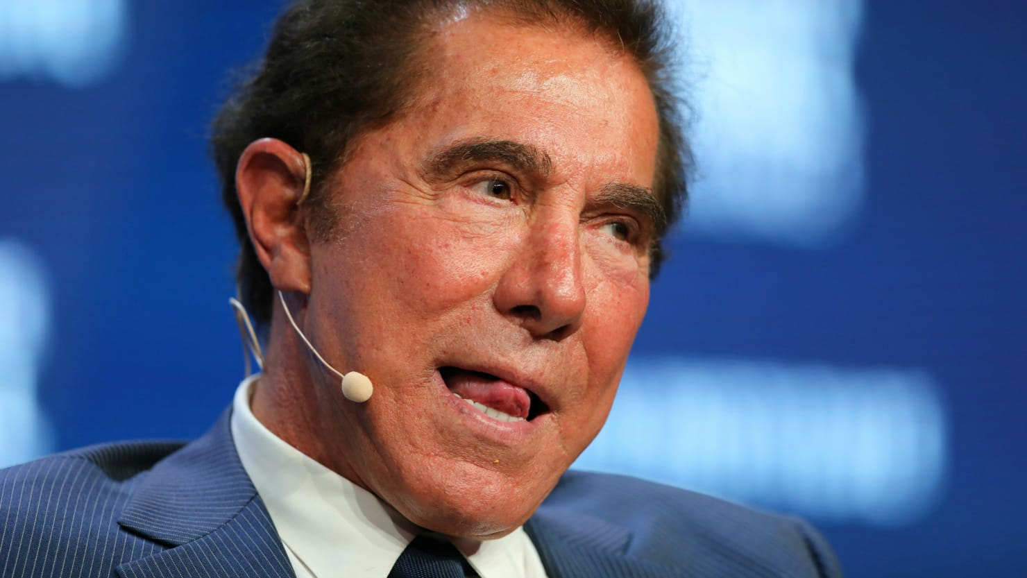 Wynn Resorts stock sexual misconduct