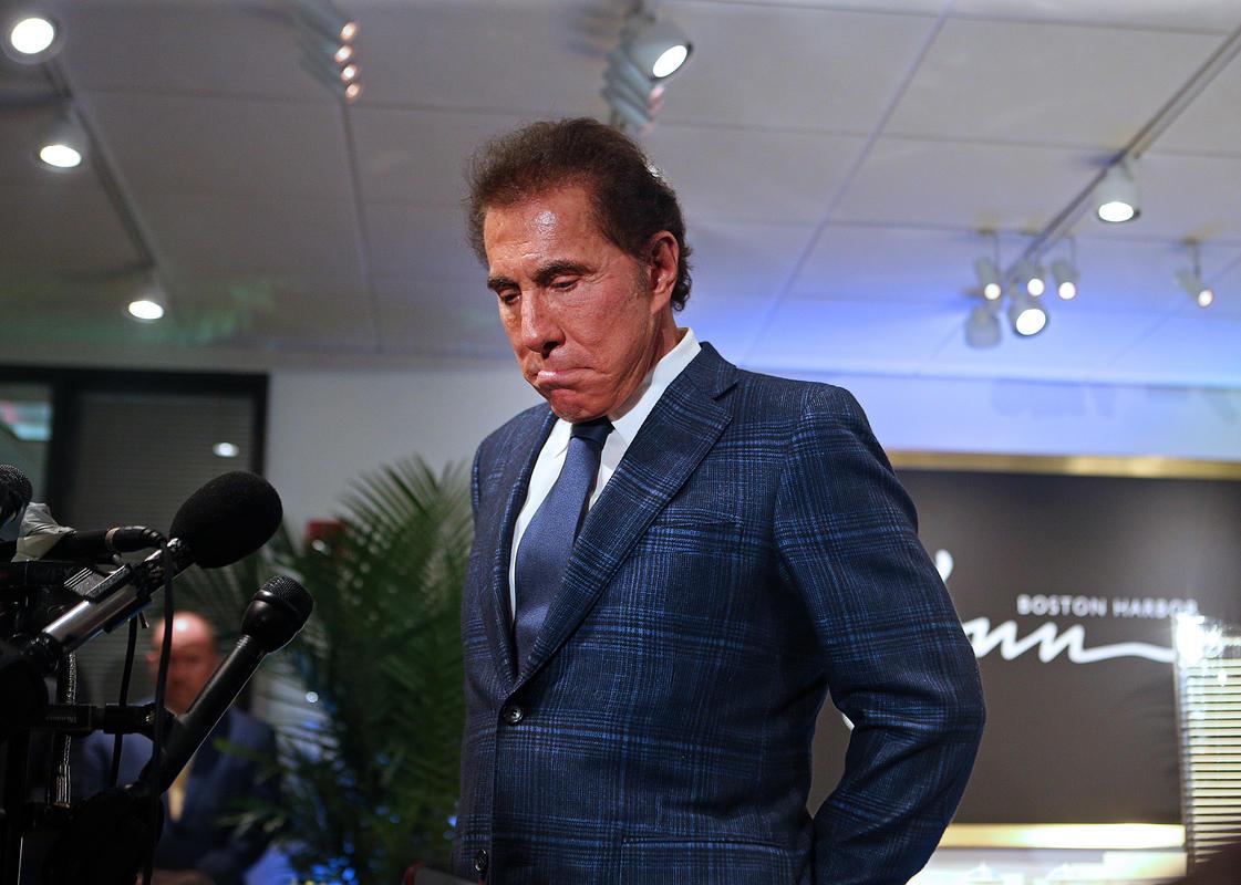 Steve Wynn resignation Wynn Resorts