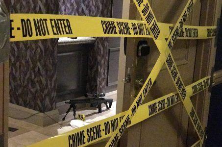 Las Vegas shooting motive