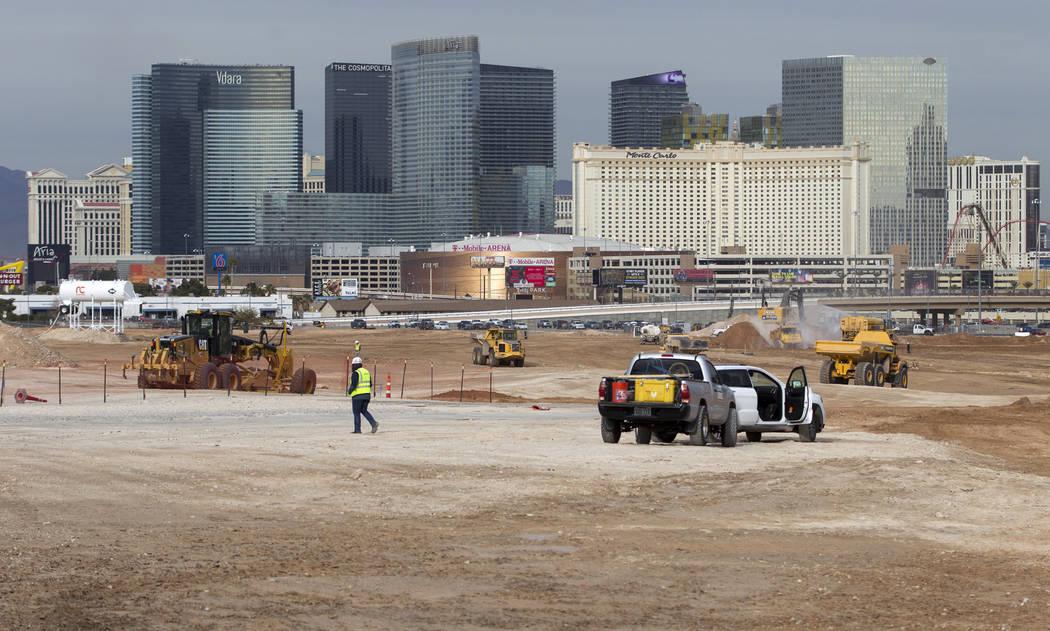 Las Vegas Stadium Raiders Super Bowl