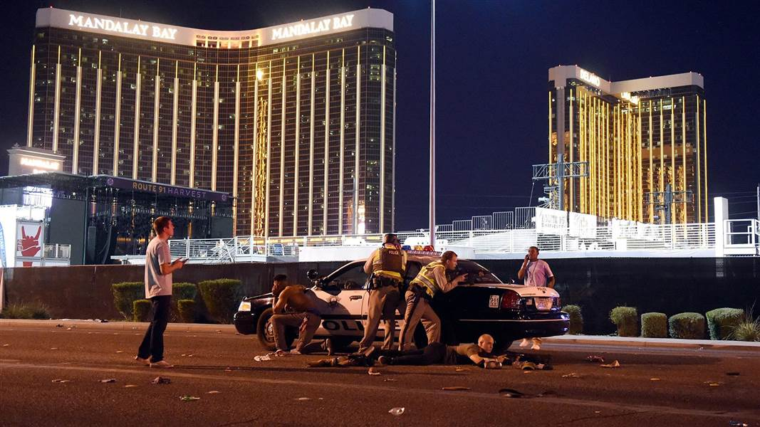 Las Vegas shooting records