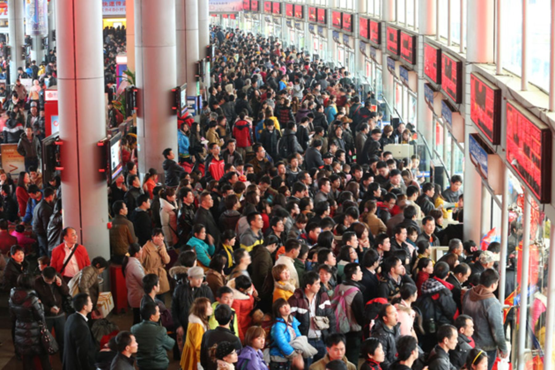 MGM Cotai Macau Chinese New Year