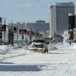Atlantic City Casinos Feel the Chill for January with Gaming Revenue Drops of 10 Percent, Blizzard Blamed