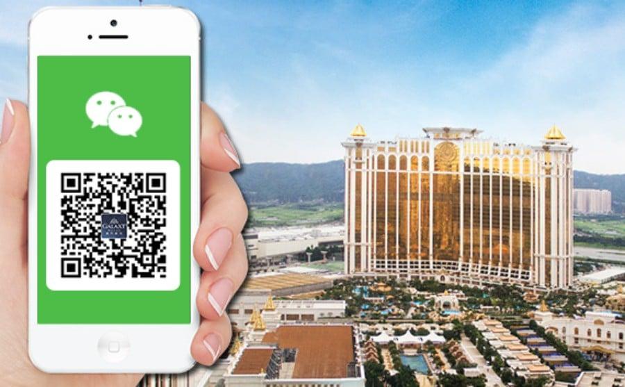 WeChat Macau gambling casino