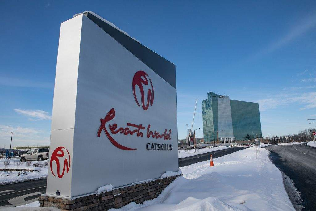 Resorts World Catskills opening