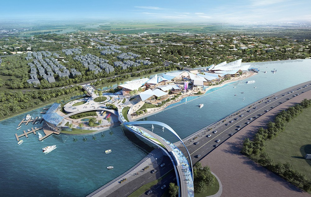Hainan Island China casino expansion