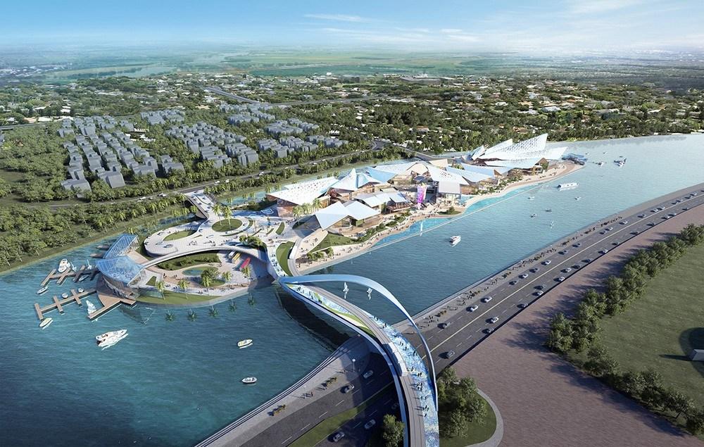 Hainan Island China casino expansion