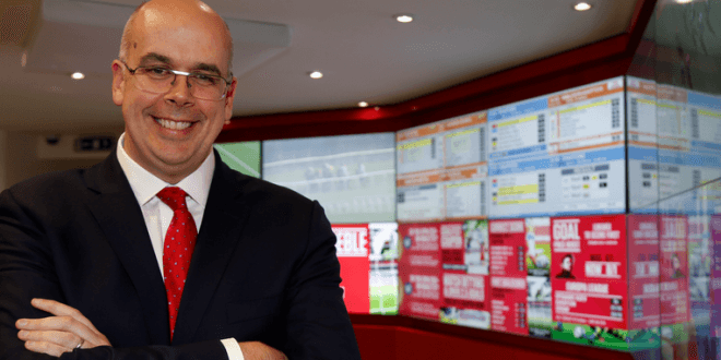 im Mullen Ladbrokes Coral CEO job cuts