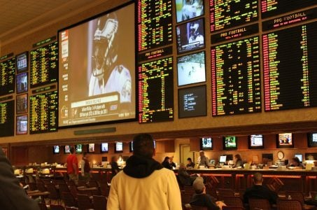 Sports betting mutual funds
