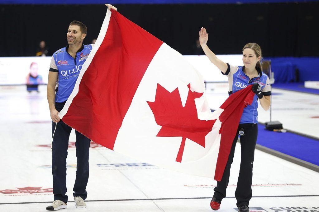 Olympic curling Canada